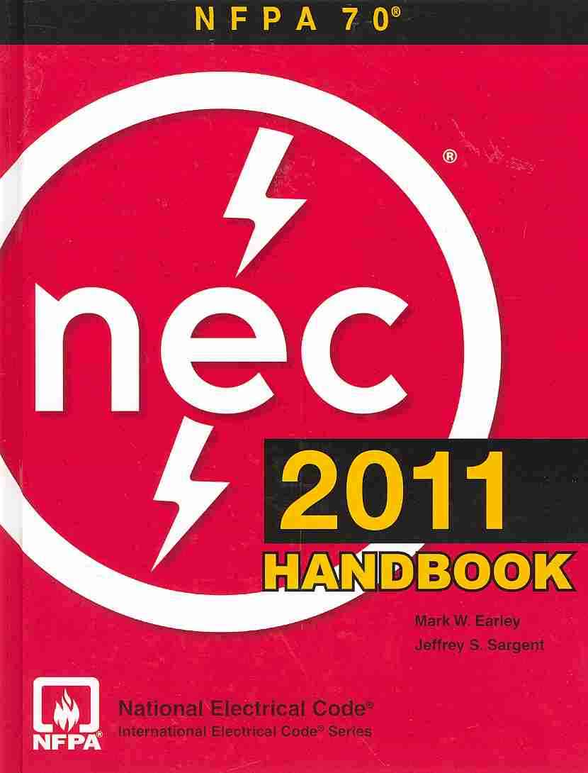 National Electrical Code 2011 Handbook (Hardcover)