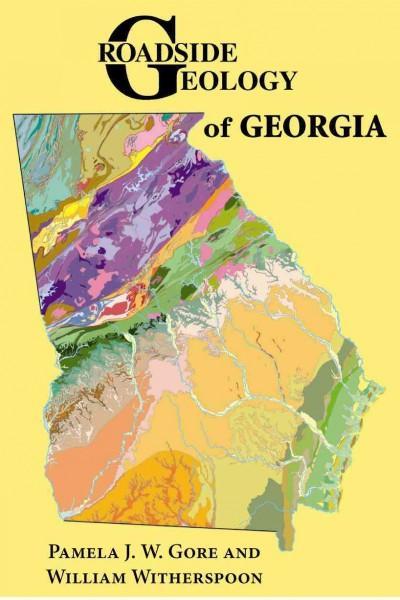 Roadside Geology of Georgia (Paperback)