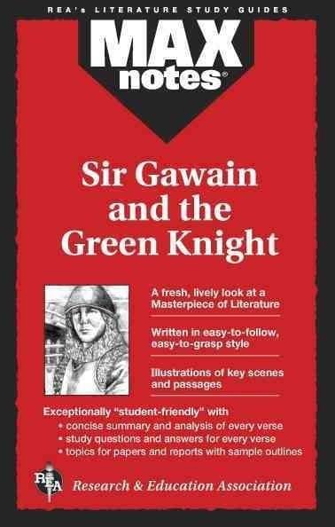 Maxnotes Sir Gawain and the Green Knight (Paperback)