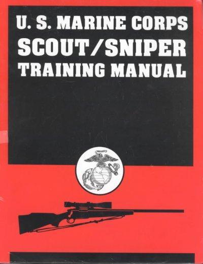 U.s Marine Corps Scout/Sniper Training Manual (Paperback)