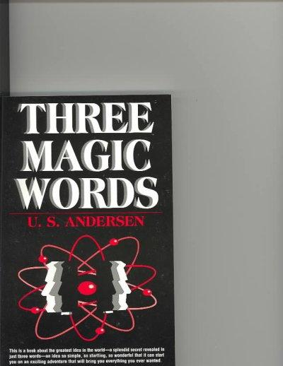 Three Magic Words (Paperback)