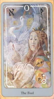 The Haindl Tarot Deck (Cards) - Thumbnail 0