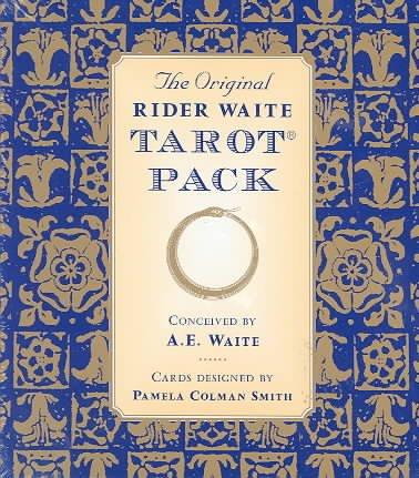The Original Rider Waite Tarot Pack (Cards)