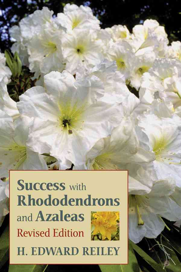 Success With Rhododendrons and Azaleas (Paperback)