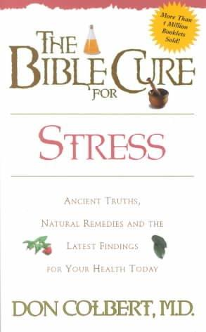 The Bible Cure for Stress (Paperback)