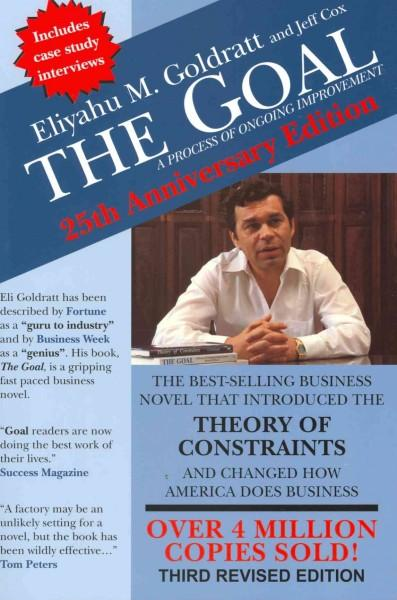 The Goal: A Process of Ongoing Improvement  (Paperback)