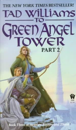 To Green Angel Tower: Memory, Sorrow and Thorn, Book Two (Paperback)