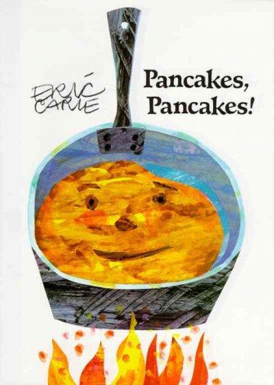 Pancakes, Pancakes (Hardcover)