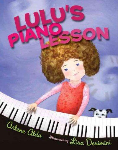 Lulu's Piano Lesson (Hardcover)