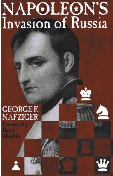 Napoleon's Invasion of Russia (Paperback)