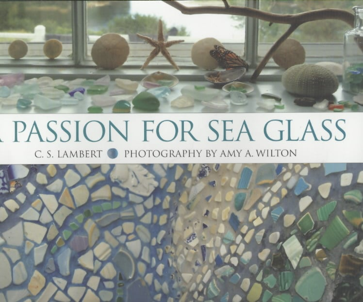A Passion for Sea Glass (Hardcover)