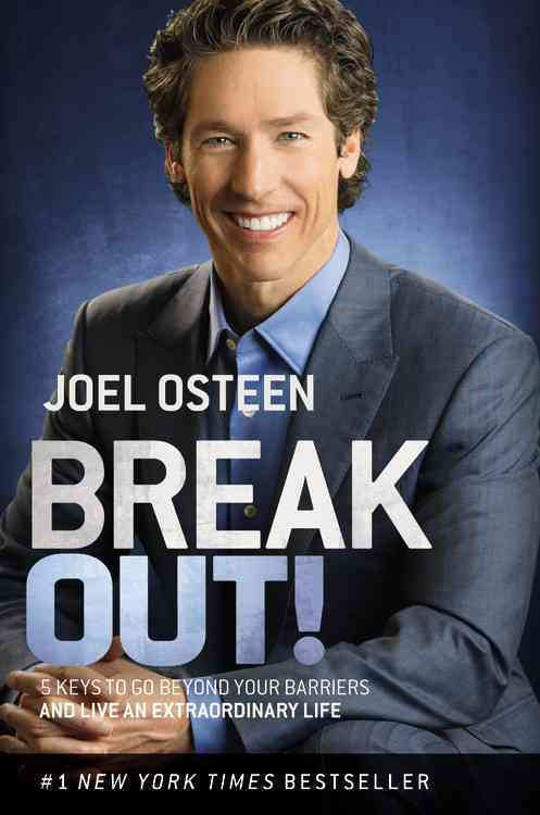 Break Out!: 5 Keys to Go Beyond Your Barriers and Live an Extraordinary Life (Hardcover) - Thumbnail 0