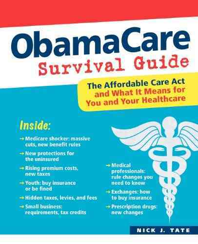 ObamaCare Survival Guide (Paperback) - Thumbnail 0