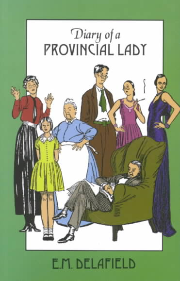 Diary of a Provincial Lady (Paperback)