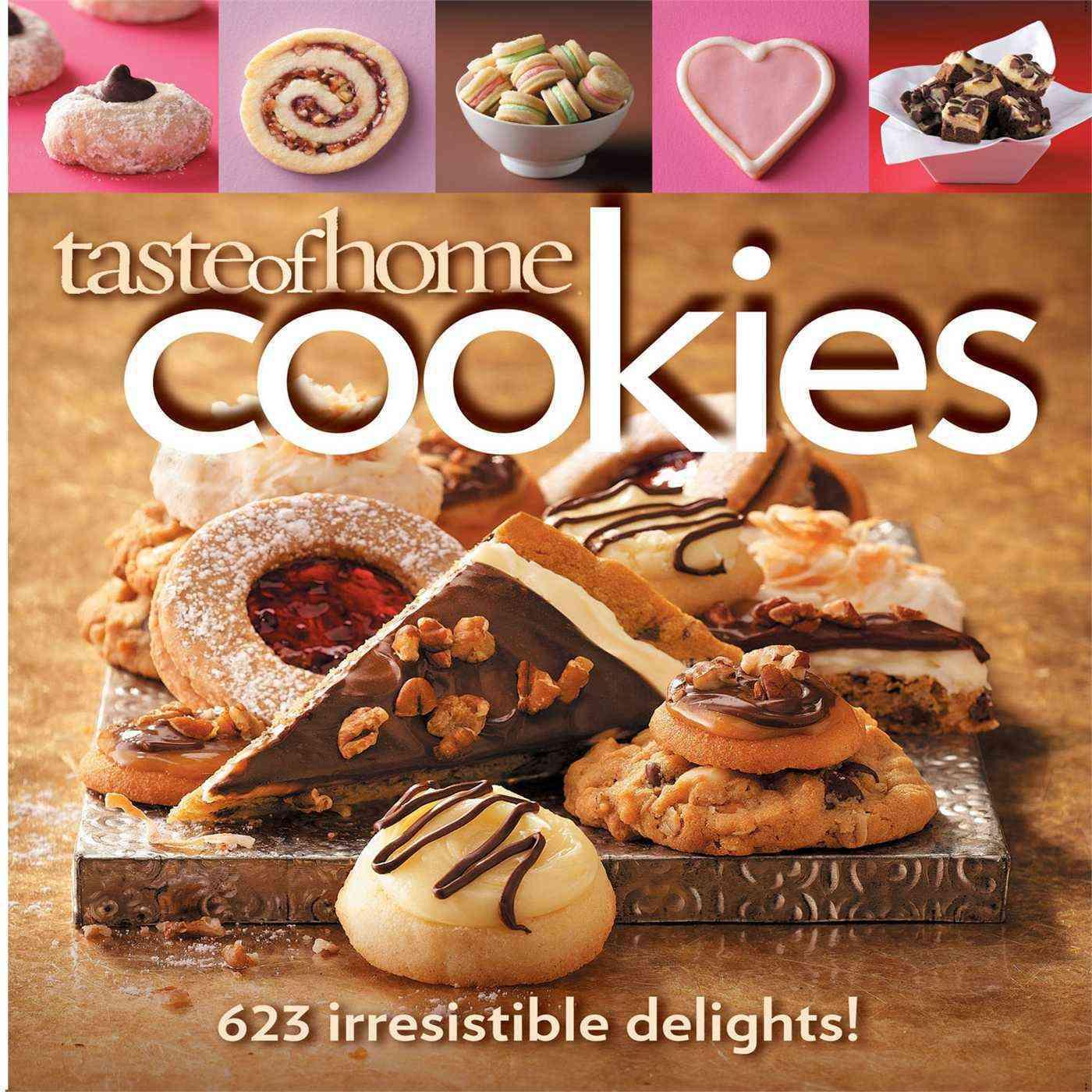 Taste of Home: Cookies (Paperback)