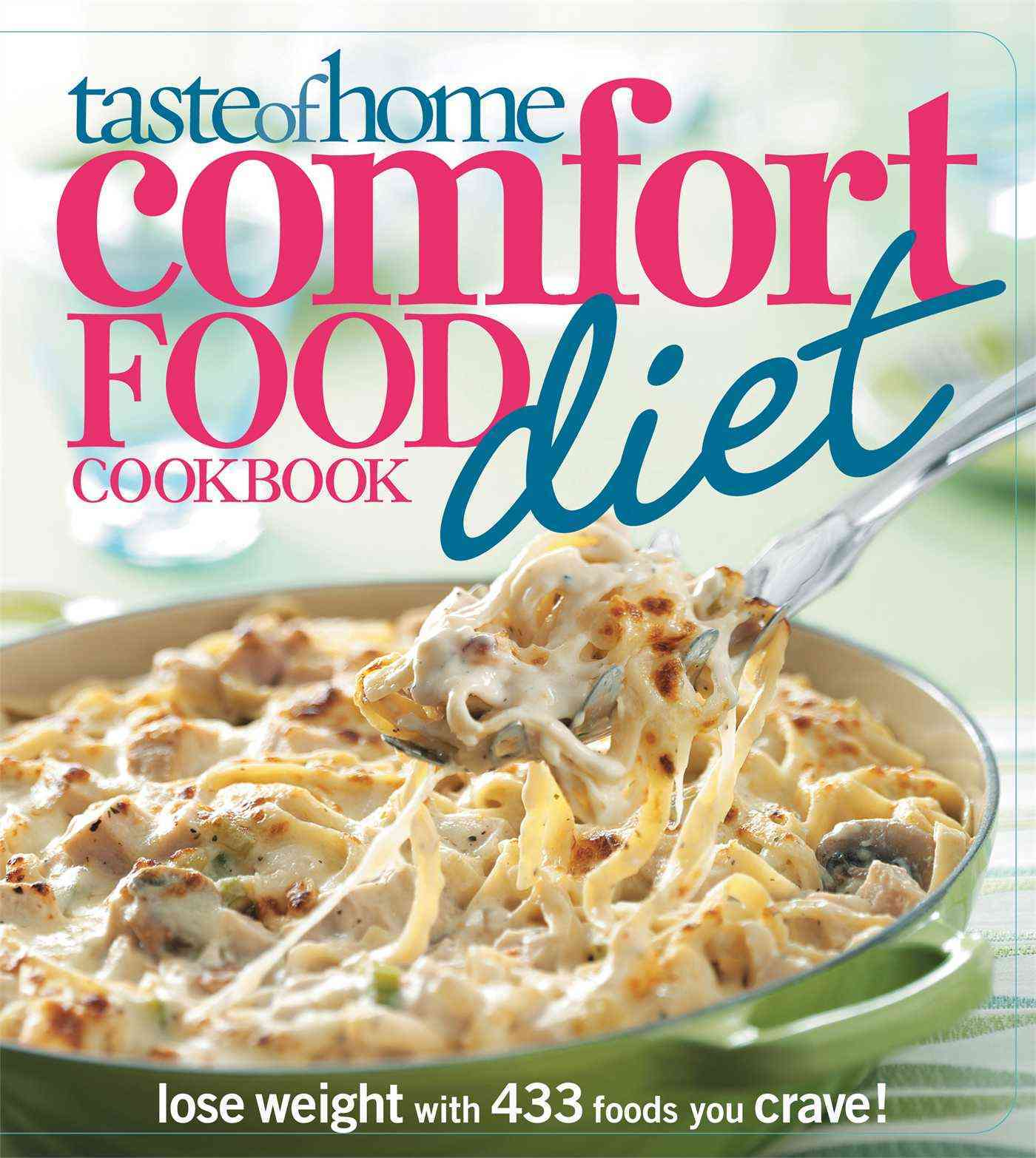 Taste of Home Comfort Food Diet Cookbook (Paperback)