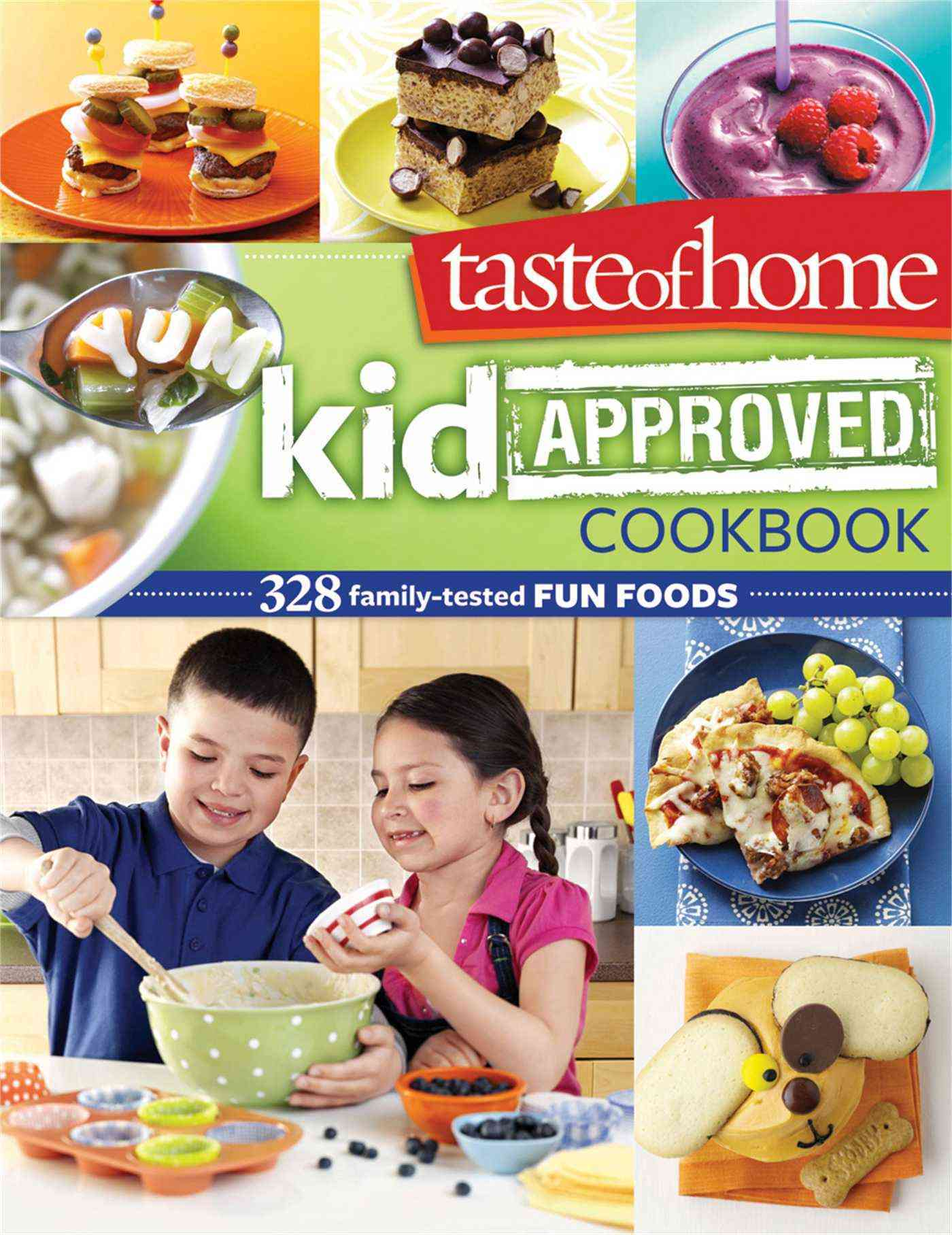 Kid-Approved Cook Book (Paperback)