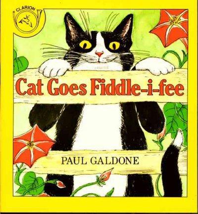 Cat Goes Fiddle-I-Fee (Paperback)