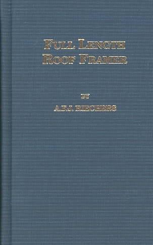 Full Length Roof Framer (Hardcover)