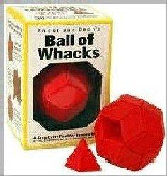 Roger Von Oech's Ball of Whacks: A Creativity Tool for Innovators (Hardcover) - Thumbnail 0