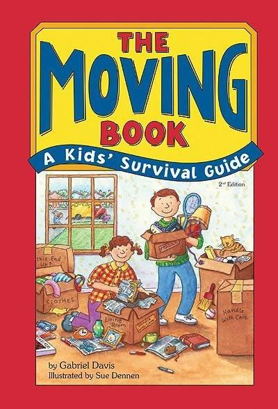 The Moving Book: A Kids' Survival Guide (Paperback)