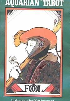 Aquarian Tarot Deck (Cards)