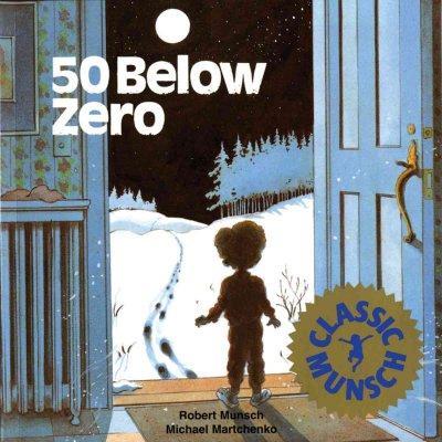 50 Below Zero (Paperback)