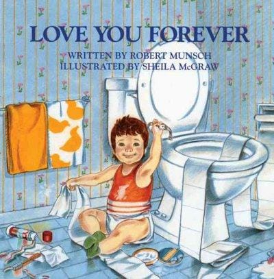 Love You Forever (Paperback) - Thumbnail 0