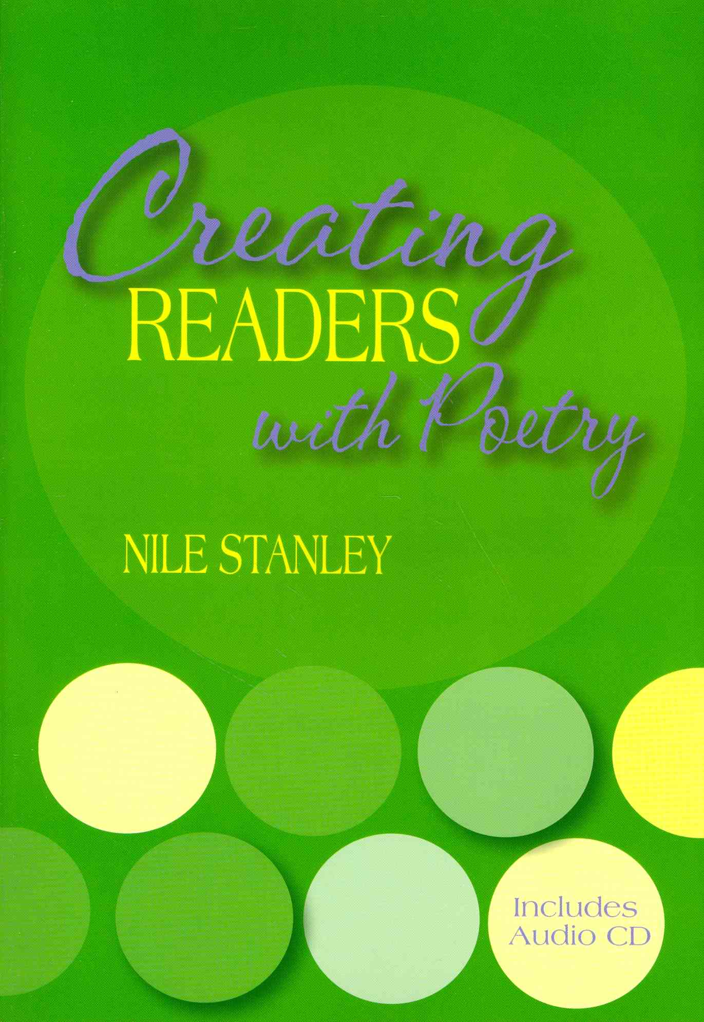 Creating Readers with Poetry with CD (Audio)