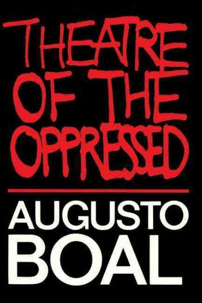 Theatre of the Oppressed (Paperback)