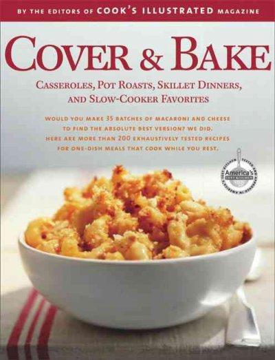 Cover & Bake (Hardcover)