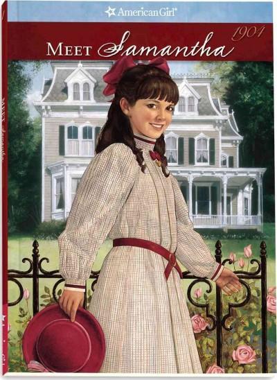 Meet Samantha: An American Girl (Paperback)