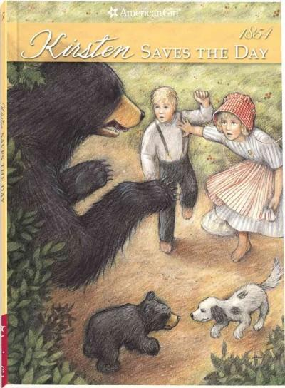 Kirsten Saves the Day: A Summer Story (Paperback)