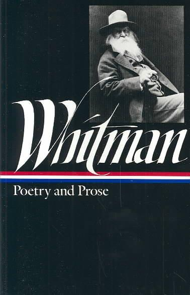 Walt Whitman: Complete Poetry and Collected Prose (Hardcover) - Thumbnail 0