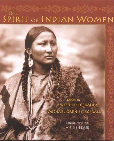 The Spirit Of Indian Women (Paperback)
