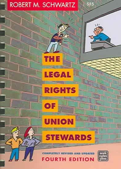 The Legal Rights of Union Stewards (Paperback)
