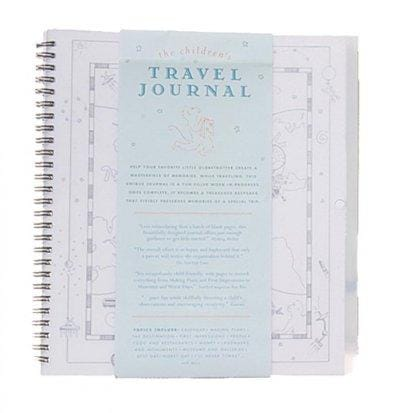 Children's Travel Journal (Notebook / blank book)
