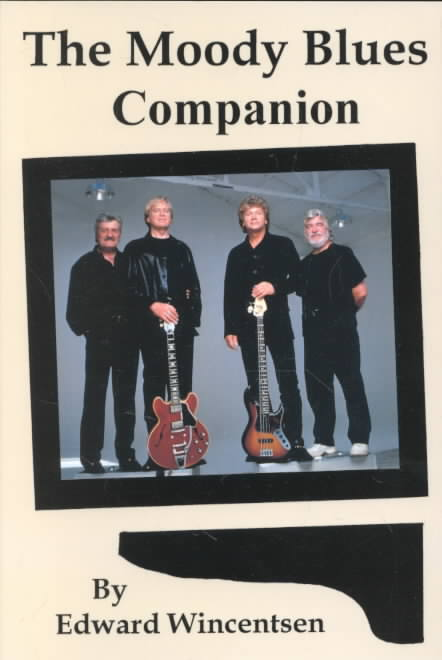 The Moody Blues Companion (Paperback)