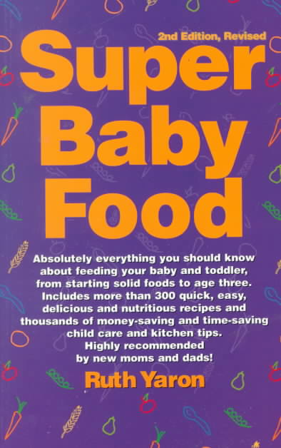 Super Baby Food (Paperback) - Thumbnail 0