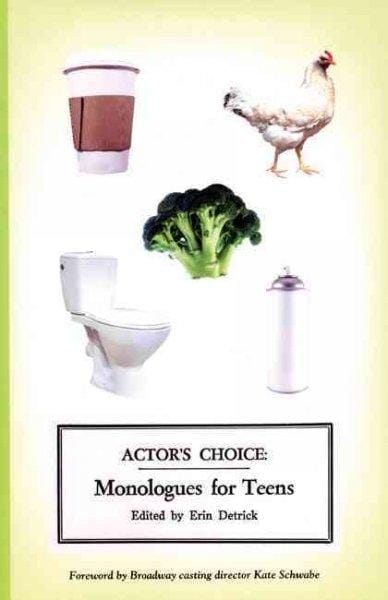 Monologues for Teens (Paperback)