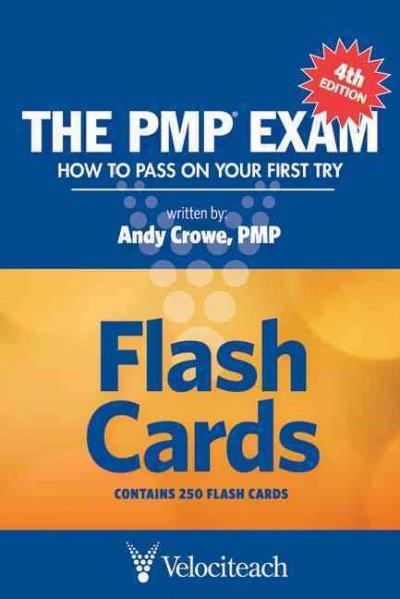 The PMP Exam: How to Pass on Your First Try (Cards)