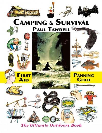 Camping & Survival: The Ultimate Outdoors Book (Paperback)