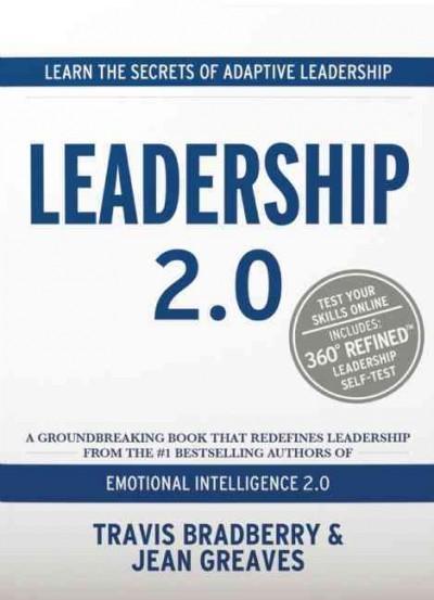 Leadership 2.0 (Hardcover)