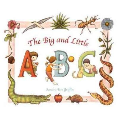 The Big and Little ABC (Hardcover)