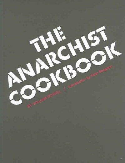 The Anarchist Cookbook (Paperback)