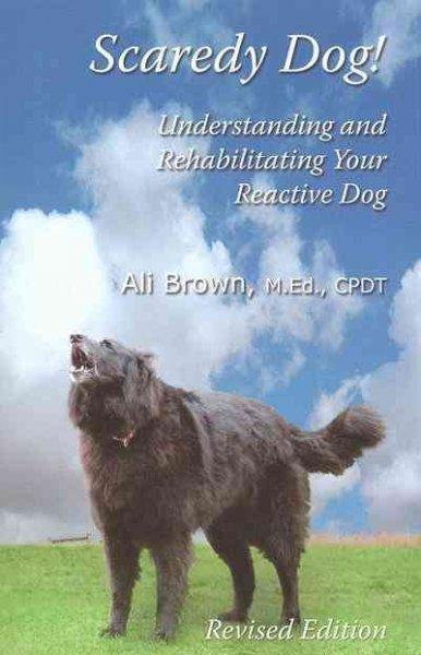 Scaredy Dog!: Understanding And Rehabilitating Your Reactive Dog (Paperback)
