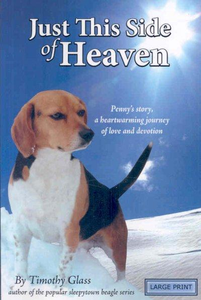 Just This Side of Heaven: Penny's Story, a Heartwarning Journey of Love and Devotion (Paperback)