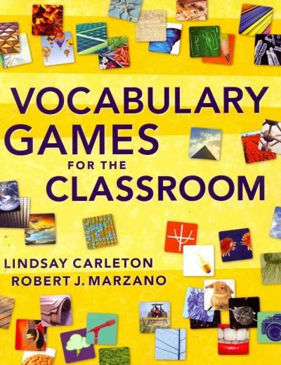 Vocabulary Games for the Classroom (Paperback)