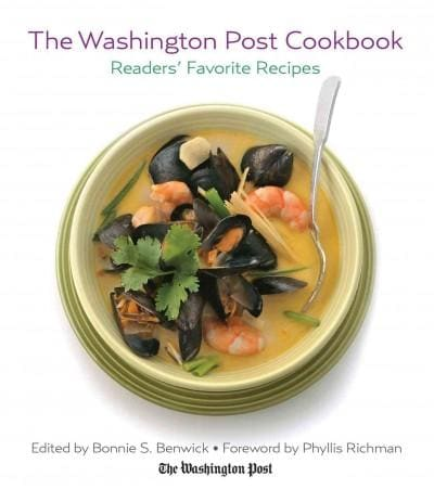 The Washington Post Cookbook: Readers' Favorite Recipes (Hardcover)