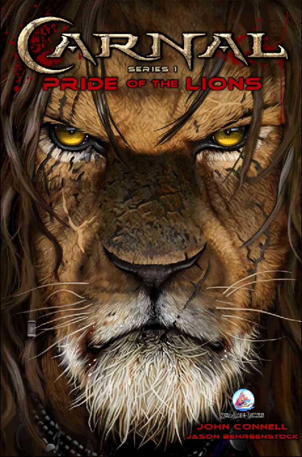 Carnal: Pride of the Lions (Hardcover) - Thumbnail 0